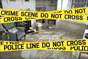 The most interesting and scary things that crime scene cleaners do!